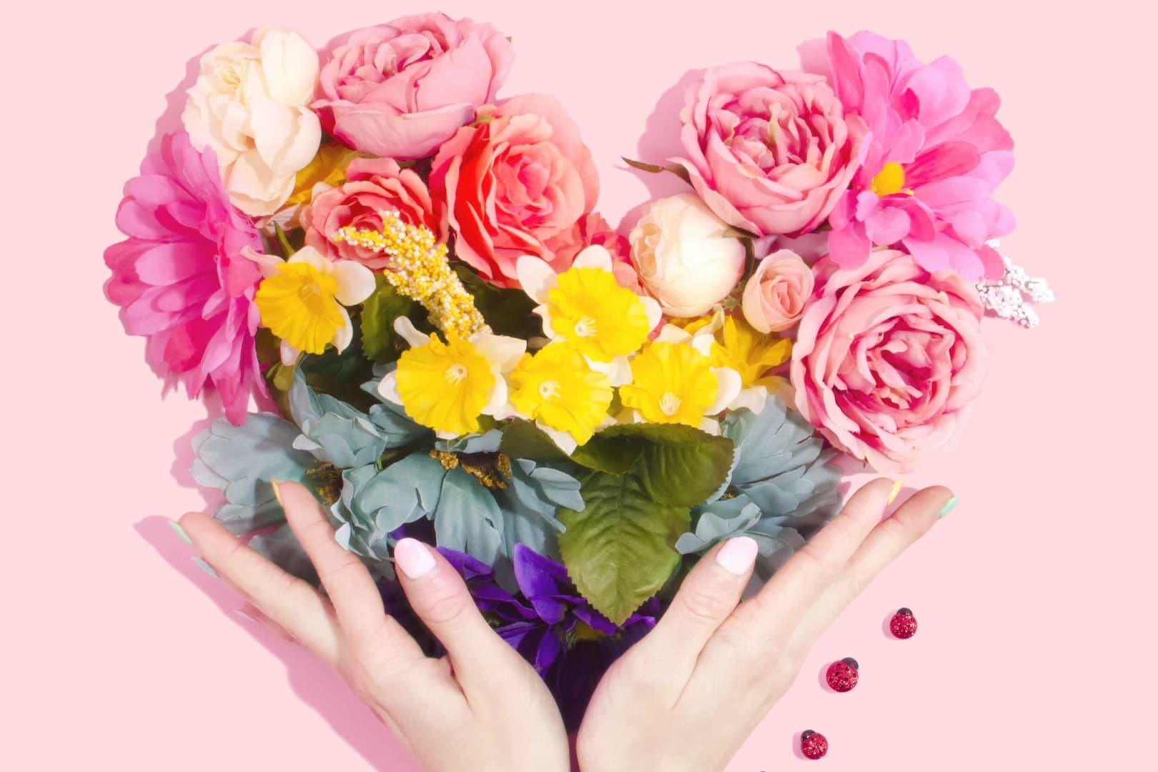 La psychologie des fleurs